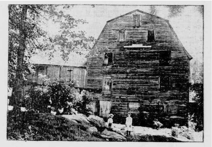 Cortlandt-furnace