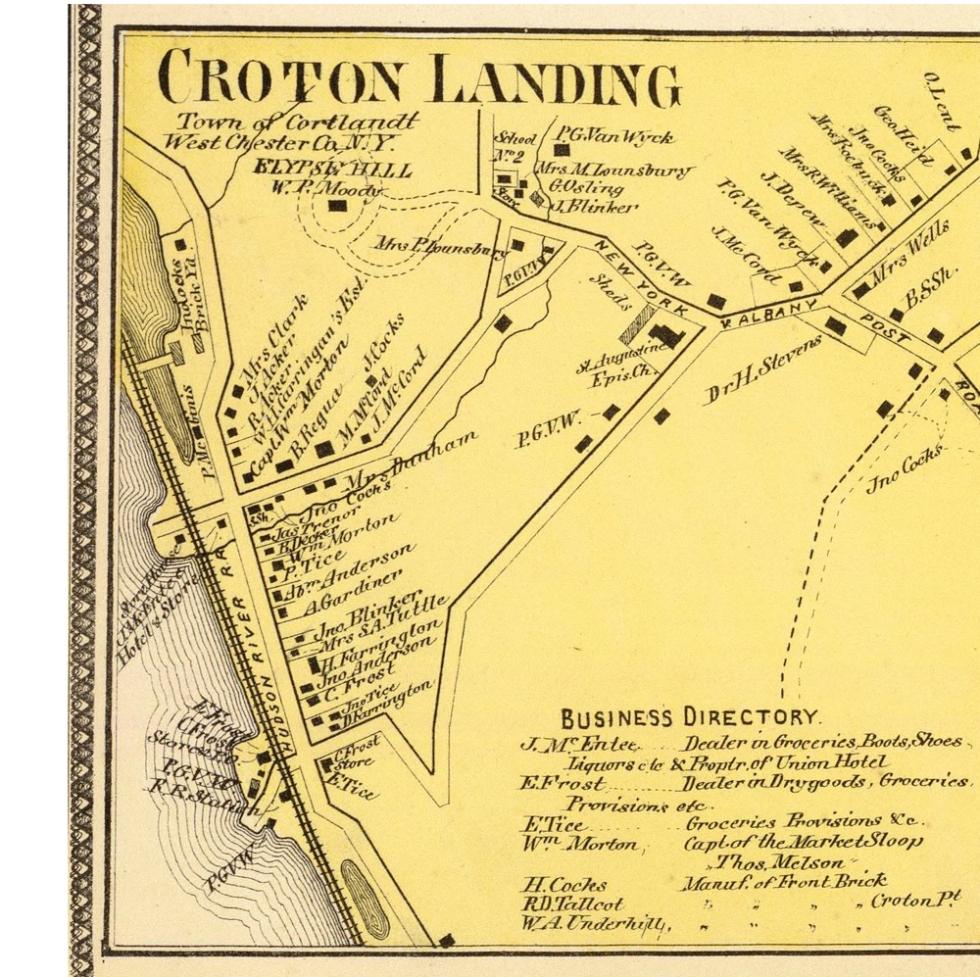 Crotonlanding