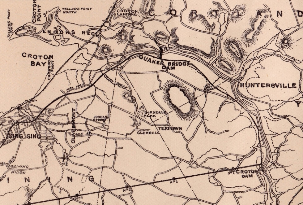 New_croton_aqueduct_map