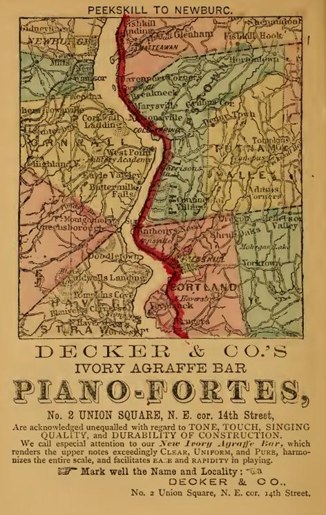 Hudson-RR-1867-Highlands-Map