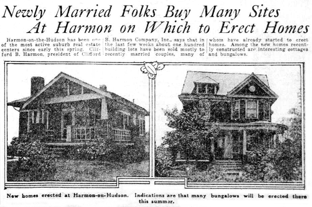 Article from the New York Tribune, June 12, 1921