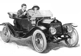1912 Car from Scientific American