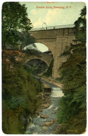 Postcard by Valentine & Sons' Publishing Co., circa 1908. Courtesy of www.bridgesnyc.com/postcards