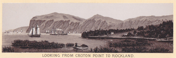 From Souvenir of the Hudson River, published by Wittmann Brothers, circa 1880.