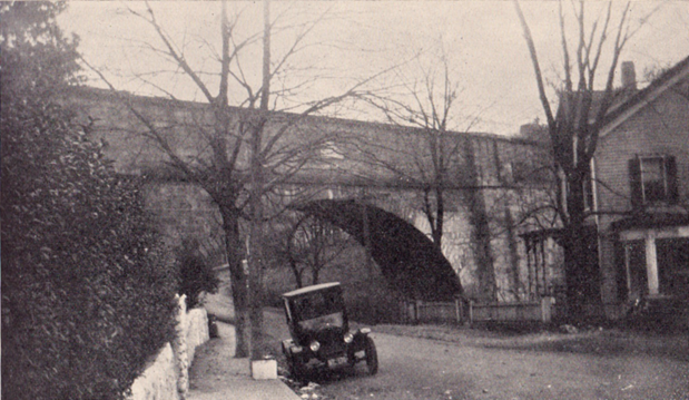 Double Arch circa 1925 French Hist Westhcester_619