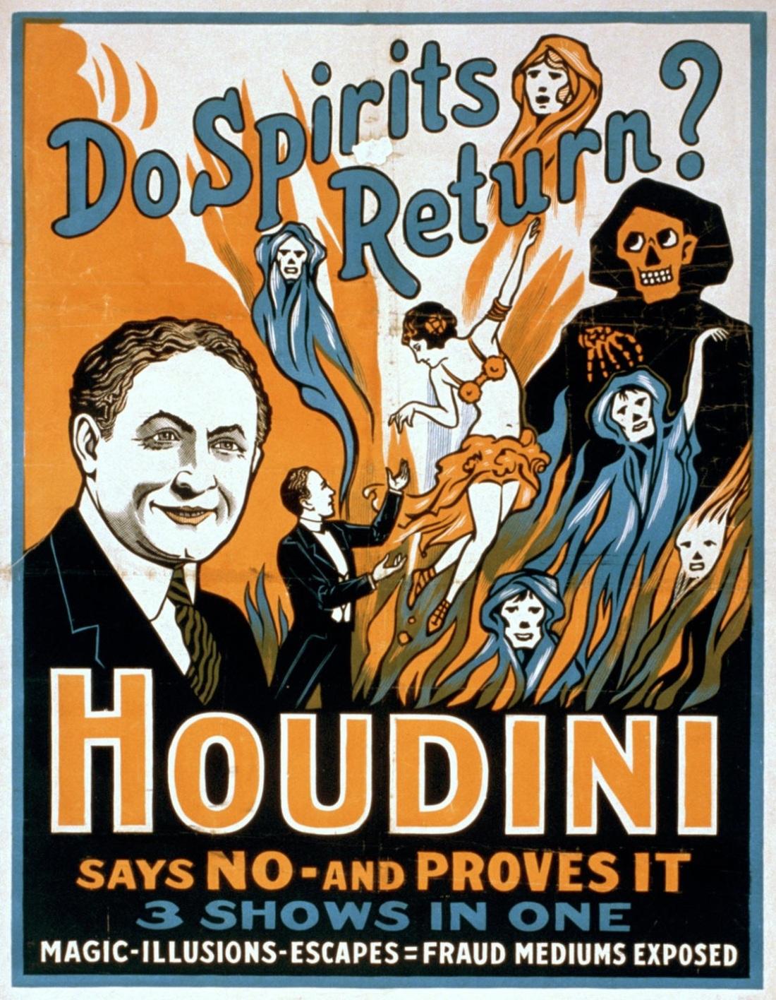 Houdini-poster