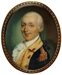 Philip Van Cortlandt (1749-1831) by John Ramage. Watercolor on ivory, circa 1783. Courtesy of the New-York Historical Society Museum and Library.