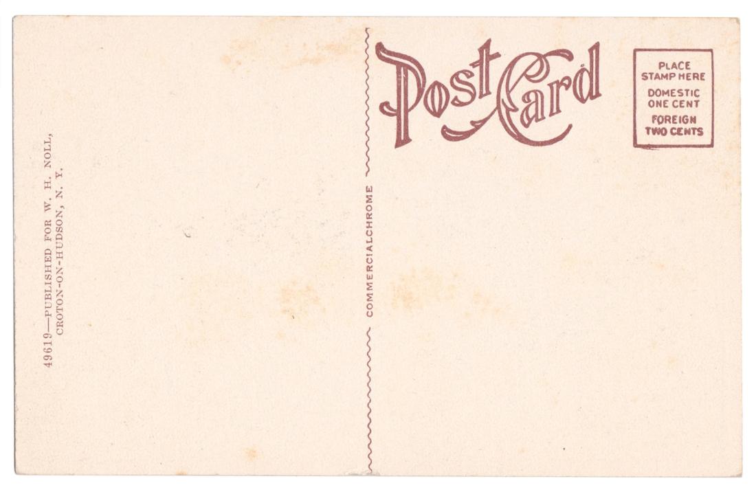Croton Point Postcard_back