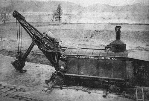 Underhill Steamshovel