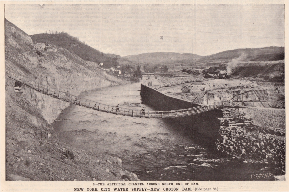 Croton Dam Train Bridge_SciAm_2-5-1898